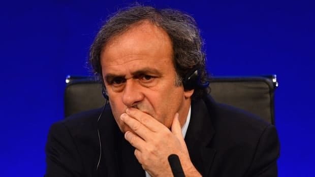 UEFA president Michel Platini said Spain and Gibraltar would be kept apart in qualifying.