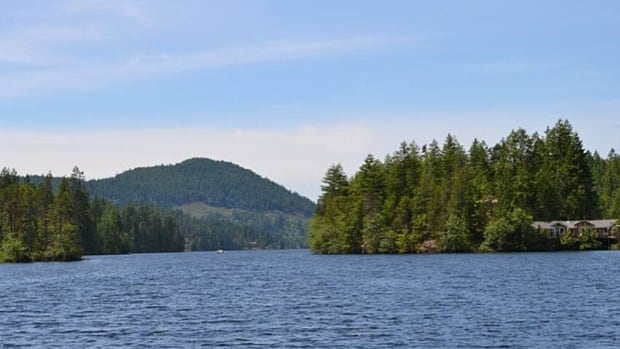Sakinaw Lake, one of nine sites surveyed in the study, is enjoyed by residents, cottagers and boaters as the largest lake on B.C.'s Sunshine Coast.