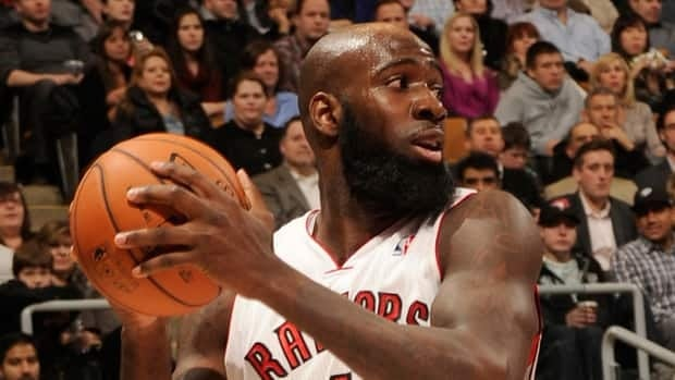 Quincy Acy has appeared in 19 games with the Raptors this season.