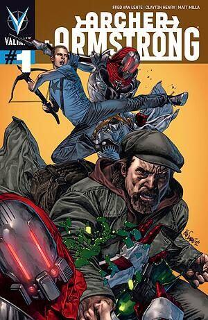si-archer-comics-cp-02873568
