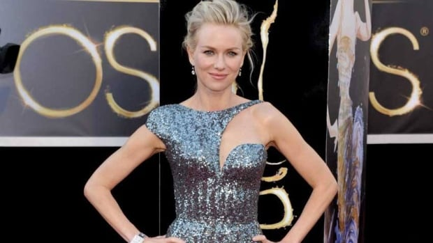 Academy Award nominee Naomi Watts arrives at the Oscars on Feb. 24 in Los Angeles. Actors who are not the most famous of the famous still see their celebrity status endure for years.