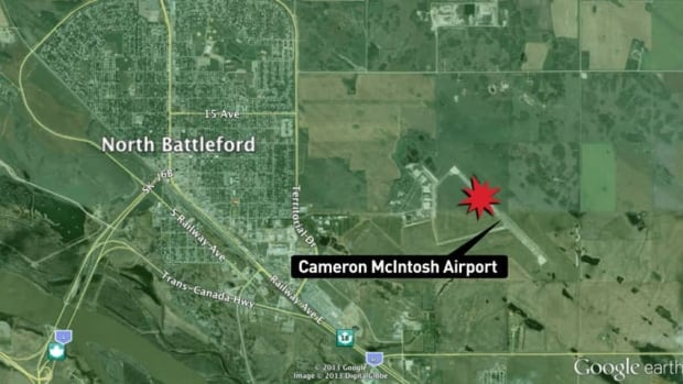 A plane crash near Cameron McIntosh Airport east just outside of North Battlefor, Sask. has calime the lives of a father and son.
