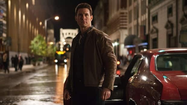 Tom Cruise, shown in character for the upcoming film Jack Reacher, is Hollywood's top-earning actor, according to Forbes.