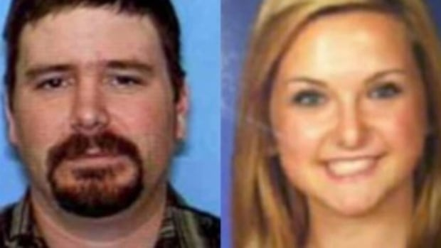 The disappearance of Hannah Anderson, right, triggered a massive search for James Lee DiMaggio that spanned much of the western United States and parts of Canada and Mexico.