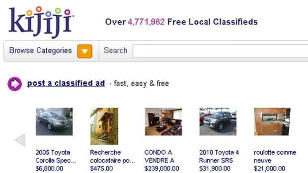 Anti-fraud specialists warn not to make direct money transfers when buying things from classifieds websites like Kijiji.