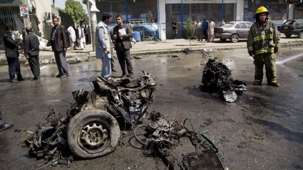 A Muslim militant group, Hizb-e-Islami, claimed responsibility for the early morning attack.