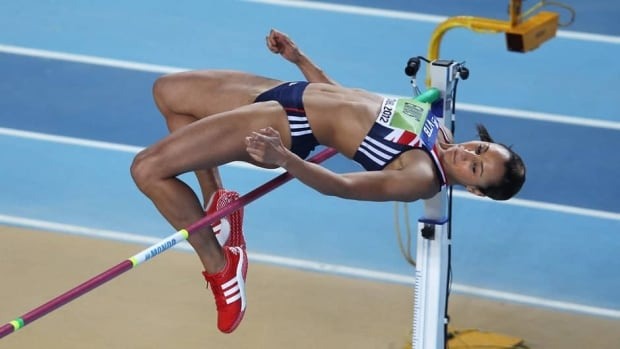Jessica Ennis-Hill of Great Britain won't be in Moscow to try and regain her heptathlon world title.