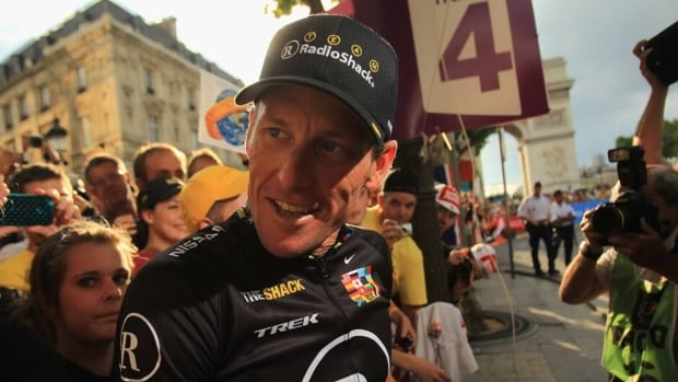 Lance Armstrong faces a lifetime ban from cycling and the loss of seven Tour de France titles.