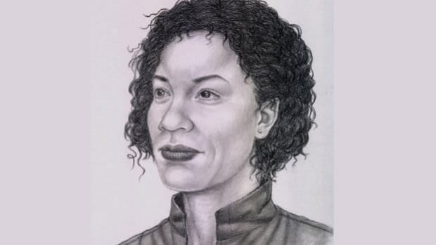 The RCMP has released this composite sketch of Yohanna Cyr, who would now be 36 years old. She disappeared on August 15, 1978.