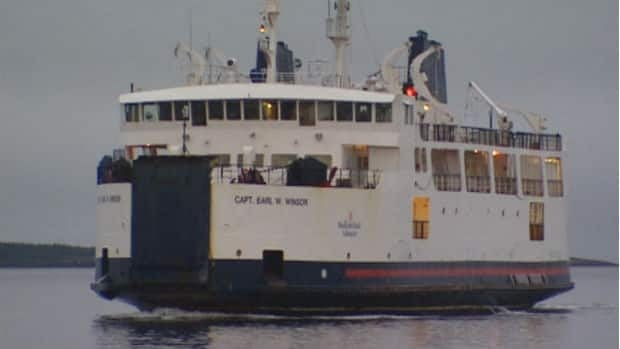 The Earl W. Winsor will head to drydock before the end of September.