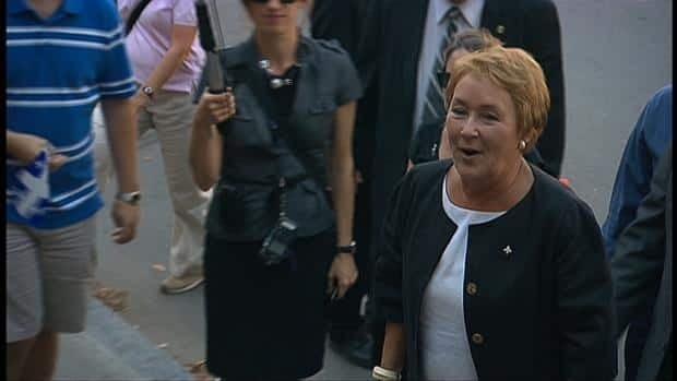 PQ Leader Pauline Marois is Quebec's premier-elect, the first woman to hold the job.