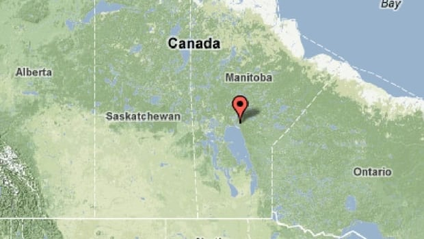 Norway House is about 800 kilometres north of Winnipeg. (Google Maps)
