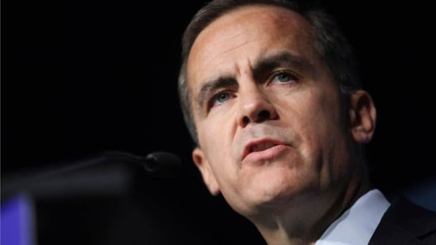 Bank of Canada Governor Mark Carney said the bank is preparing to release its Monetary Policy Report within the next 10 days.