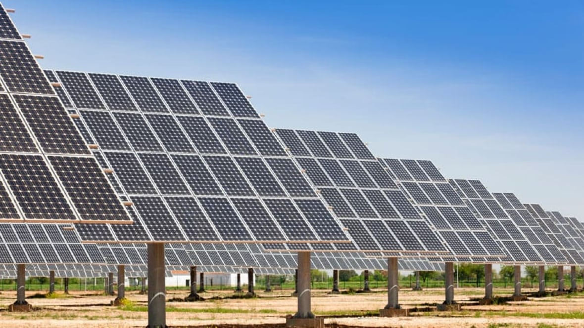 Solar Power Coming To Fort Simpson North Cbc News