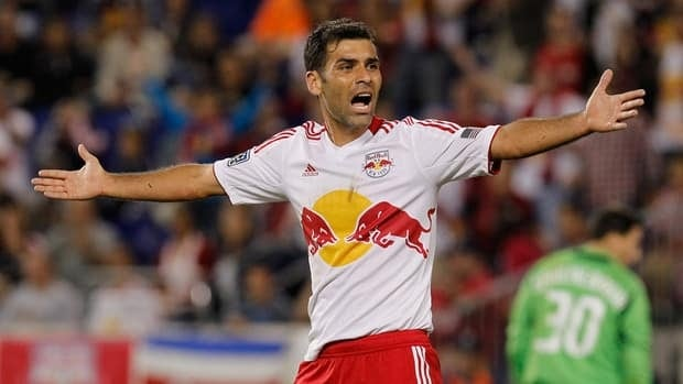 Rafa Marquez had one goal and nine assists in 44 regular-season games, playing in just 15 matches in 2012.
