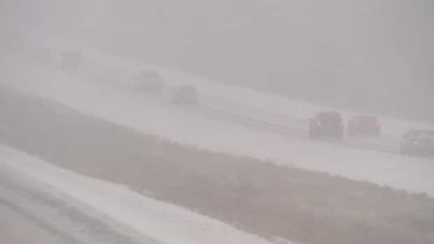 There were a number of crashes on Halifax-area roads.