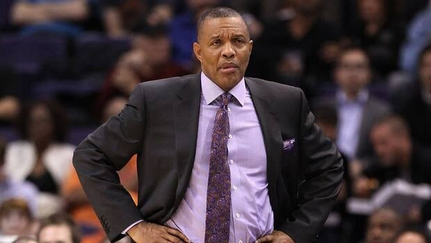 Alvin Gentry had coached the Suns since replacing the fired Terry Porter at the All-Star break of the 2008-09 season.