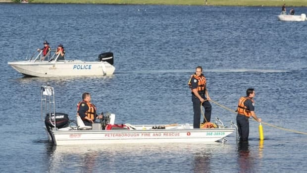 The Peterborough Lakefield Community Police Service said an Oshawa man drowned in Little Lake Sunday afternoon.