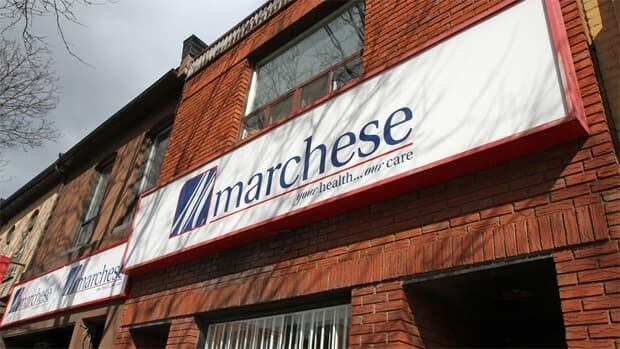 Marchese Health Care in Hamillton allegedly supplied four hospitals in Ontario and one in New Brunswick with watered down chemotherapy treatments, according to Cancer Care Ontario.