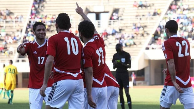 Egypt is seeking its first World Cup berth since 1990.