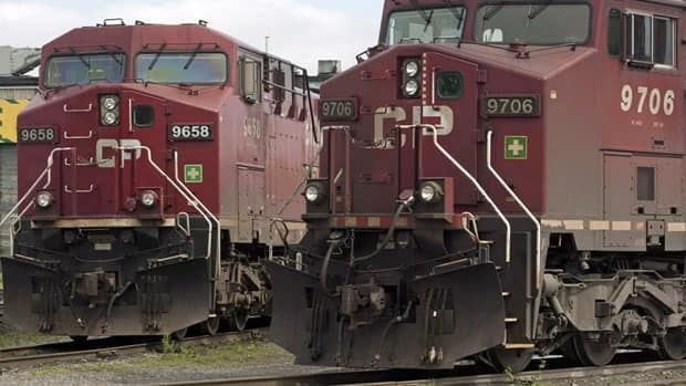 Canadian Pacific's diluted earnings per share were $1.30, up 18 per cent and revenue was up $110 million or eight per cent to $1.5 billion.