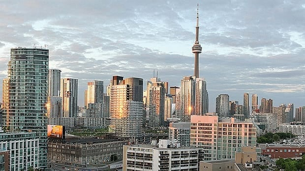 Toronto is the second most unaffordable housing market in Canada.