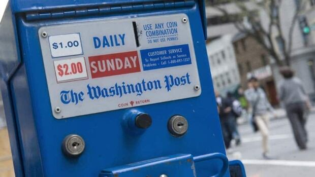 Despite its storied history — which includes coverage of the Watergate scandal, the Pentagon Papers and the more recent revelations about eavesdropping by the NSA — the Post noted it has been hurt by the 'financial turmoil' that has engulfed many U.S. newspapers.