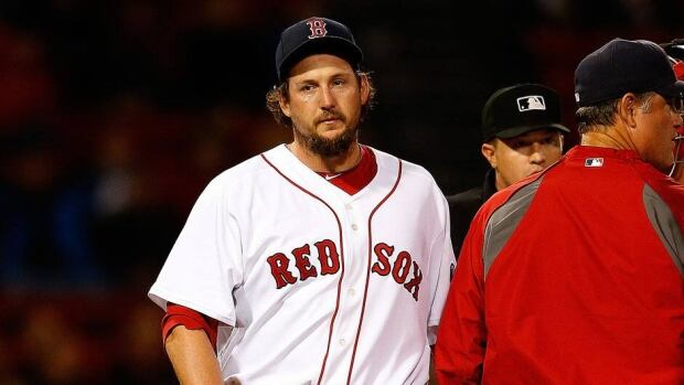 Joel Hanrahan has a 9.82 ERA with the Boston Red Sox, who acquired him in a trade with Pittsburgh during the off-season.