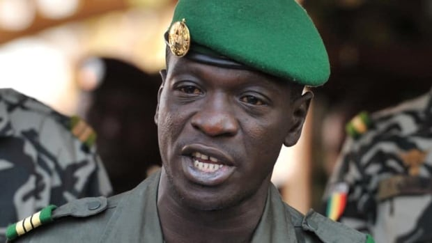 Military captain Amadou Sanogo, who led a coup in the west African country of Mali on March 21, has faced international condemnation for suspending the country's consitution.
