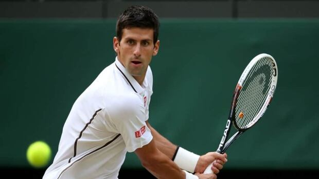 Top-seeded Novak Djokovic won Wimbledon in 2011, one of his six career Grand Slam men's singles titles.