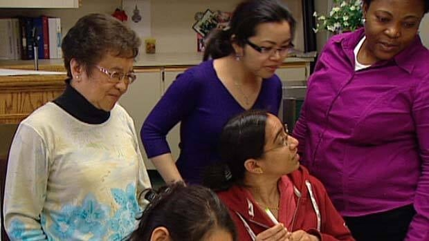 Changing Together — A Centre for Immigrant Women provides classes in English language training, parenting, citizenship, family violence prevention, and computer training.