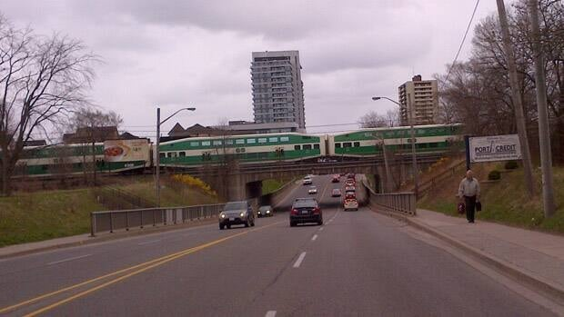 Fares increased from 35-55 cents on GO transit on Friday, Feb. 1, 2013.