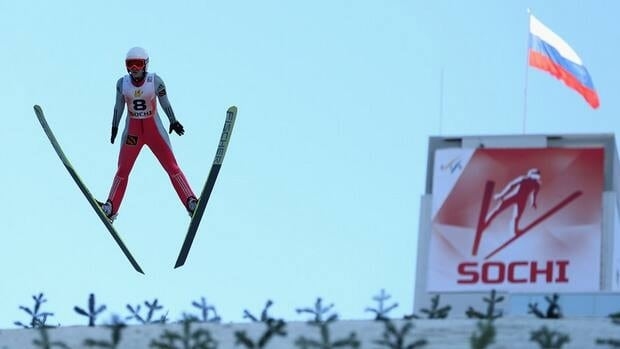 Women's ski jumping will be one of several events making its Olympic debut in Sochi.