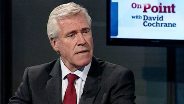 Dwight Ball has officially put his name in the running for the leader of the Liberal party.