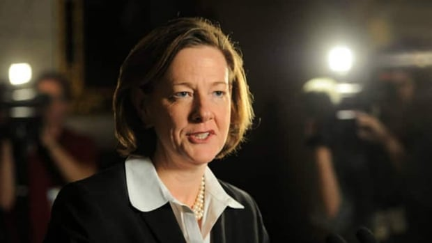 Alison Redford announced this week she was stepping down as Alberta's premier.