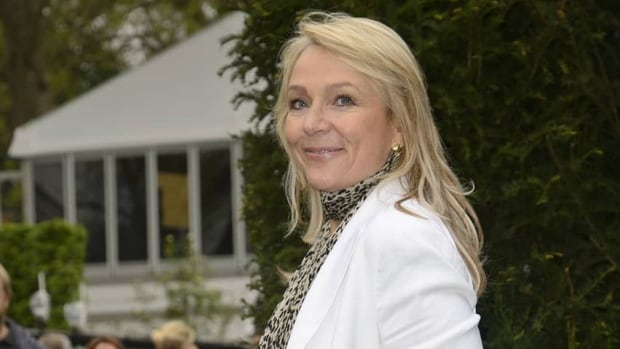 British writer Helen Fielding, shown May 18, is to release Bridget Jones: Mad About the Boy in October.