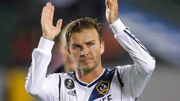 David Beckham first joined the MLS club to much fanfare in 2007.