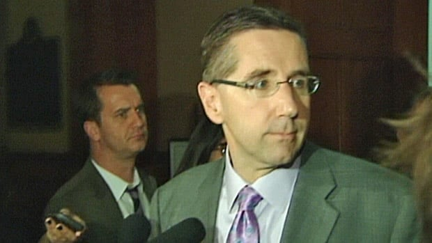Government house leader John Milloy denied the Liberals have held back information about two cancelled power plants in Oakville and Mississauga.