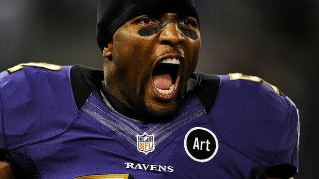 Linebacker Ray Lewis, who expects to return to the Ravens lineup for Sunday's wild-card game against Indianapolis, was the Associated Press defensive player of the year in 2000 and 2003.
