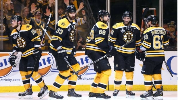 The Boston Bruins hope to return home to the TD Garden on Monday with a chance to clinch their second Stanley Cup in three years.