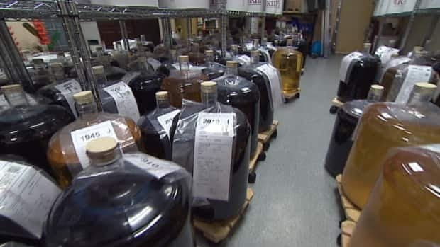 The NSLC argued that small wine producing stores were unregulated and unsafe.