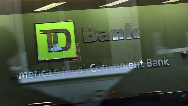 TD Bank has hiked its dividend by five per cent on higher profit.