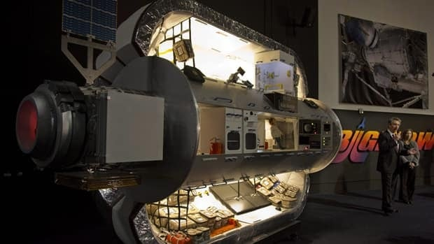NASA has awarded a contact to Bigelow Aerospace to provide NASA with inflatable modules that can be attached to the International Space Station to serve as homes for astronauts. The module can also function as an independent space station.