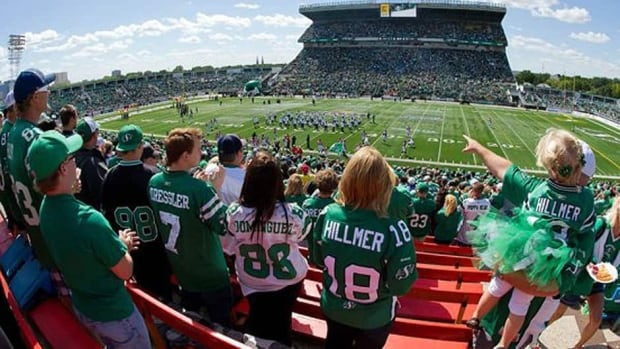 The 2013 Grey Cup, which sold out after a 101-hour lottery, will be played Nov. 24 at Mosaic Stadium in Regina.