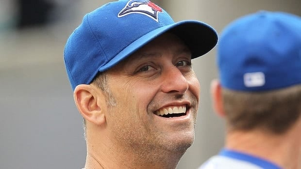 One-time Blue Jays first base coach Torey Lovullo is returning to the Boston Red Sox as bench coach on ex-Toronto manager John Farrell's staff.