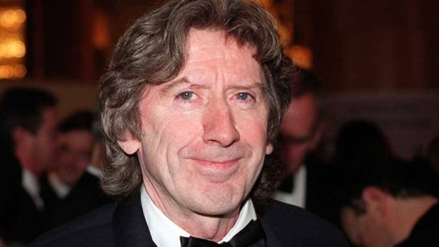 British author James Herbert is shown Feb. 3, 2000, in London. He died Wednesday.