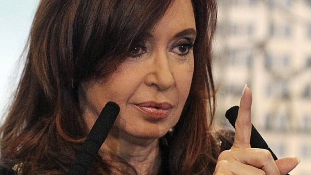 Argentine President Cristina Fernandez faces a serious debt crisis because of the court ruling.