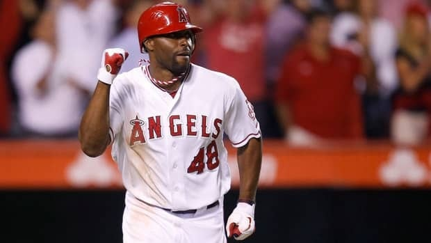 Torii Hunter hit a career-best .313 last season for the Los Angeles Angels.