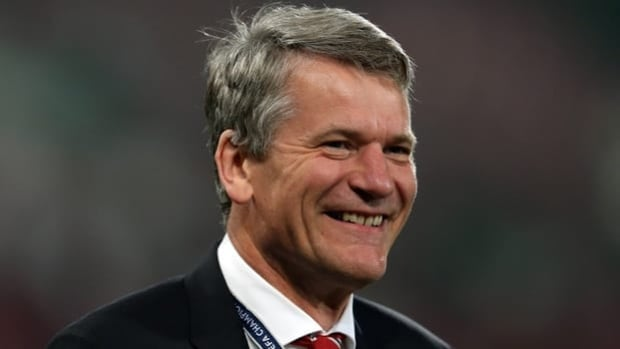 David Gill confirmed Wednesday that he is stepping down as Manchester United CEO in June.
