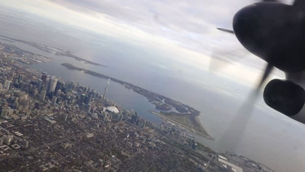 Porter Airlines wants to expand The Billy Bishop Airport on the Toronto Islands as part of their bid to become Canada's third national airline.